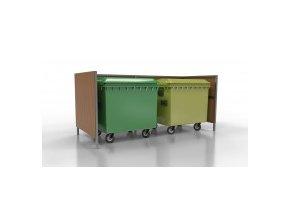 60998 pristresek pro odpadove kontejnery lido ii