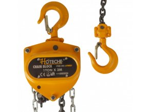 Řetězový kladkostroj 1t - HT670021