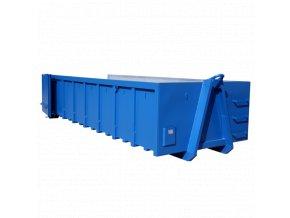 61751 kontejner abroll 6000x2300x1650 mm 23 m3