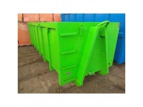 Velkoobjemový kontejner výprodej – ABROLL – pevné bočnice - 12 m3