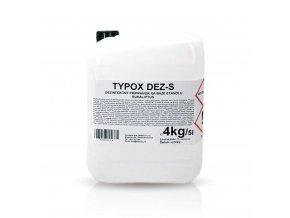Dezinfekce povrchů TYPOX v kanystru, 5 litrů