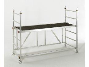 Modulové hliníkové lešení FAVORIT 0,7 x 1,5 m 1,55 m