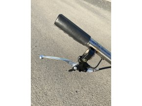 Akumulátorové kolečko KLASIK s výztuhou a předním obloukem