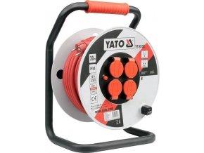Prodlužovací kabel na bubnu 30m, IP 44 - YT-8106