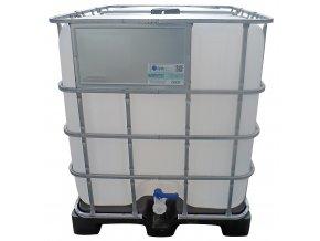 IBC kontejner REKO 1000 l, plastová paleta