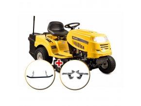 Zahradní traktor Riwall PRO RLT 92 T POWER KIT