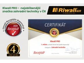 Riwall PRO Vzduchový filtr