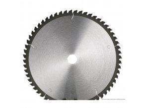 Scheppach pilový kotouč univerzální (dřevo, plasty, hliník, měď), TCT pr. 255/30/2,8, 48 zubů