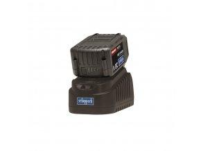 Sada baterie + nabíječka Scheppach ABP4.0-20Li KIT B
