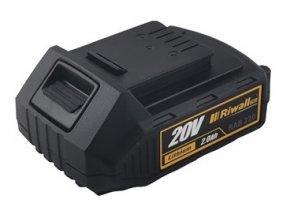 Baterie PRO RAB 220 pro aku nářadí Riwall a Scheppach