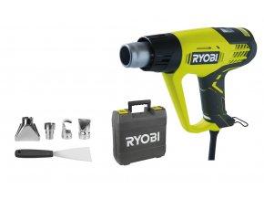 Elektrická horkovzdušná pistole Ryobi EHG2020LCD