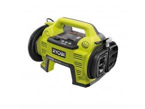 Aku kompresor Ryobi R18I-O (bez baterie a nabíječky)