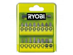 Sada šroubovacích bitů Ryobi RAK 17 SD - 17 ks