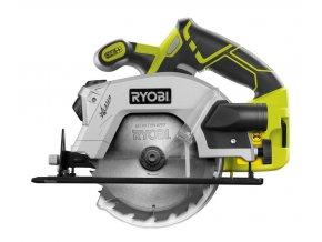 Aku ruční okružní pila Ryobi RWSL1801M, s laserem