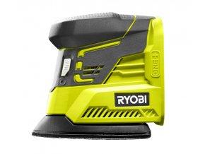 Aku vibrační bruska Ryobi R18PS-0