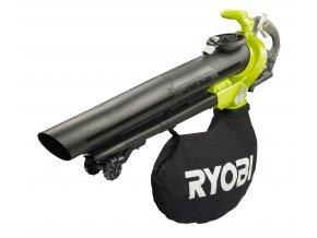 Aku fukar/vysavač na listí Ryobi RBV36B