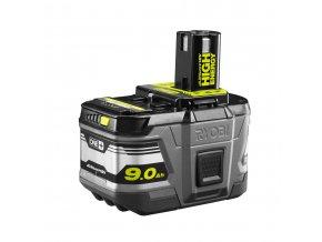 18 V lithium iontová HIGH ENERGY baterie 9 Ah ONE+ Ryobi RB18L90