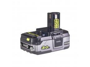 18 V lithium iontová HIGH ENERGY baterie 3 Ah ONE+ Ryobi RB18L30