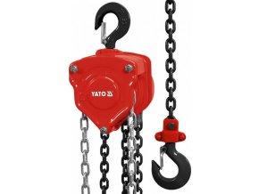 Řetězový kladkostroj 1t - YT-58951