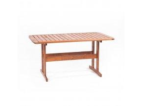 Dřevěný zahradní stůl Skeppsvik 150 x 88 x 73 cm
