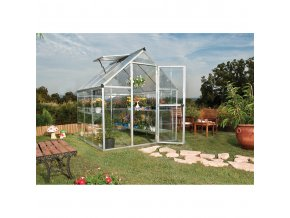 Zahradní skleník Palram hybrid 6x6