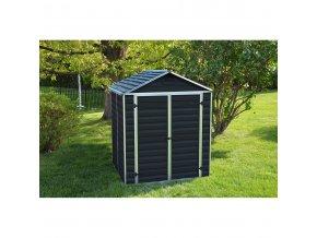 Zahradní domek Palram Skylight 6x5 antracit