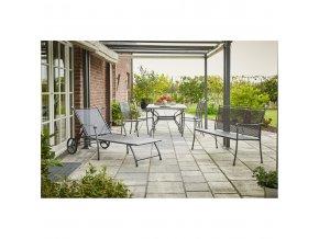Zahradní set z tahokovu Royal Garden Excelsior Set