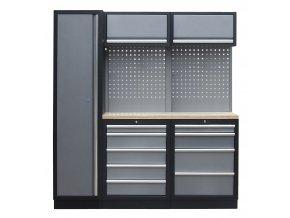 5-ti ks sestava kvalitního PROFI dílenského nábytku - TGS1300BAL01