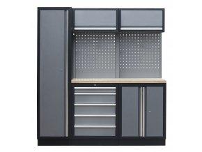 5-ti ks sestava kvalitního PROFI dílenského nábytku - TGS1300BAL02