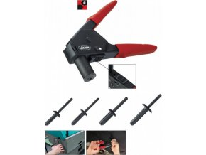 Nýtovací kleště ruční 220 mm, 41 ks VIGOR - V4196