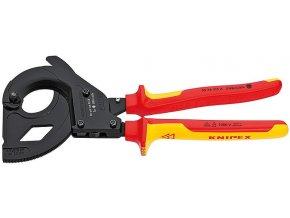 Kleště na kabely 315 mm - 9536315A | Knipex
