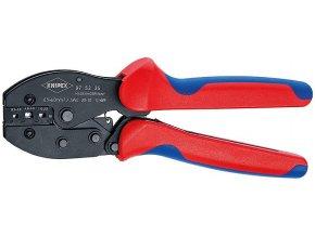 Krimpovací kleště KNIPEX PreciForce ® brunýrované 220 mm - 975235
