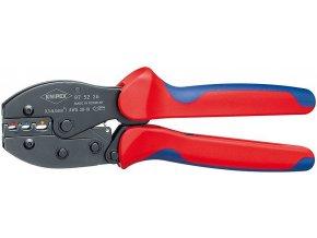 Krimpovací kleště KNIPEX PreciForce ® brunýrované 220 mm - 975236