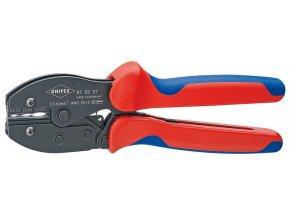 Krimpovací kleště KNIPEX PreciForce ® brunýrované 220 mm - 975237