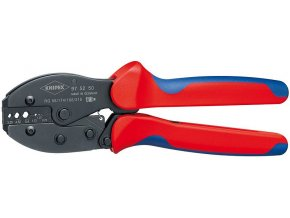 Krimpovací kleště KNIPEX PreciForce ® brunýrované 220 mm - 975250