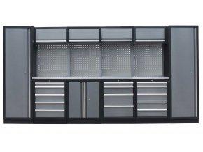 Kvalitní PROFI dílenský nábytek 3920 x 465 x 2000 mm - TGS1300AV