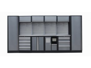 Kvalitní PROFI dílenský nábytek 3920 x 465 x 2000 mm - TGS1301AY