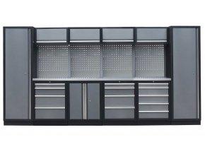 Kvalitní PROFI dílenský nábytek 3920 x 465 x 2000 mm - TGS1300A88