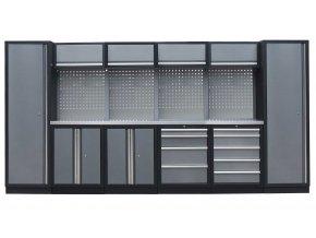 Kvalitní PROFI dílenský nábytek 3920 x 465 x 2000 mm - TGS1300BB8