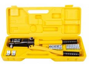 Hydraulické lisovací kleště na koncovky měděných a hliníkových kabelů - AHK300
