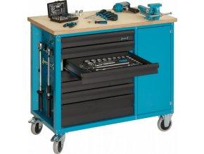Pojízdný dílenský stůl 177W-7 - HA155644