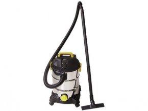 Průmyslový vysavač 1200W 30L - na mokré i suché vysávání