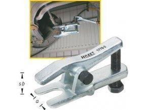Stahovák kulového kloubu 1779-22 - průměr: 20 mm - HA141654