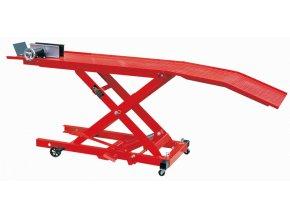 Montážní zvedák na motocykl 360 kg s nožním pohonem - TRE64007