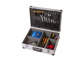 Hliníkový kufr na nářadí 460 x 330 x 150 mm - AH14018A