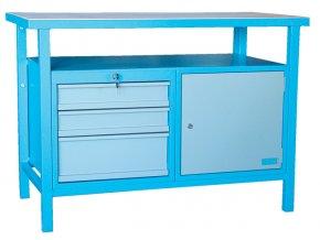 Pracovní stůl P 1200 SLT - GU40928