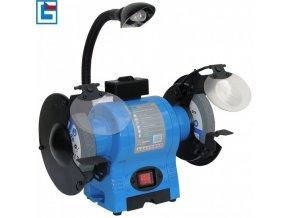 Stolní dvoukotoučová bruska GDS 150 L - GU55121