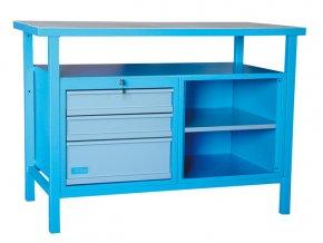 Pracovní stůl P 1200 SL - GU40926
