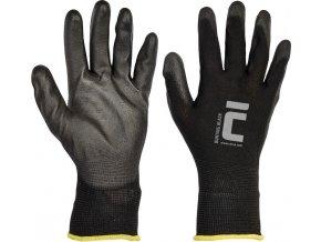 Pracovní rukavice BUNTING BLACK, balení 12 ks (Velikost 11)