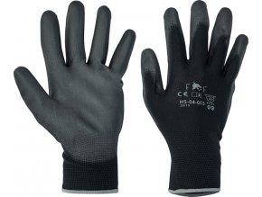 Pracovní rukavice FF BUNTING LIGHT HS-04-003, balení 12 ks (Velikost 11)